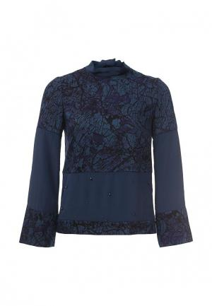 Блуза Elmira Markes. Цвет: синий