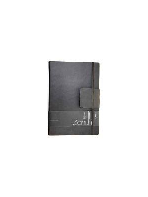 Ежедневник Zenith, В5 Bruno Visconti. Цвет: черный