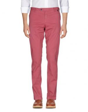 Повседневные брюки AT.P.CO. Цвет: пастельно-розовый