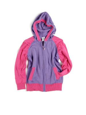 Толстовка Appaman. Цвет: фиолетовый, розовый