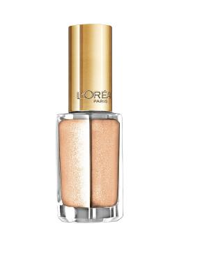Лак для ногтей Color Riche, оттенок 854, Золотая ракушка, 5 мл L'Oreal Paris. Цвет: бежевый