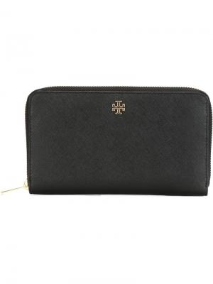 Robinson wallet Tory Burch. Цвет: чёрный