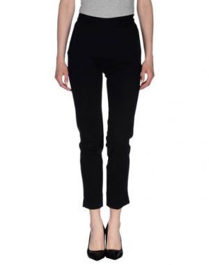 Повседневные брюки BLOCKINDUSTRIE. Цвет: черный