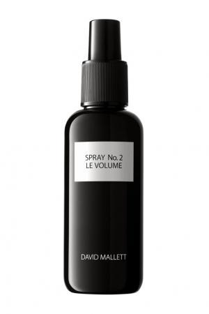 Спрей для объема волос №2 150ml David Mallett. Цвет: без цвета
