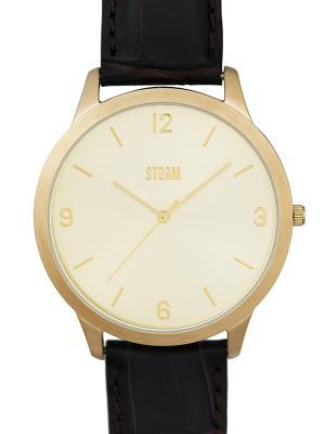 Часы STORM ELWOOD GOLD 47265/GD Storm.. Цвет: черный, золотистый