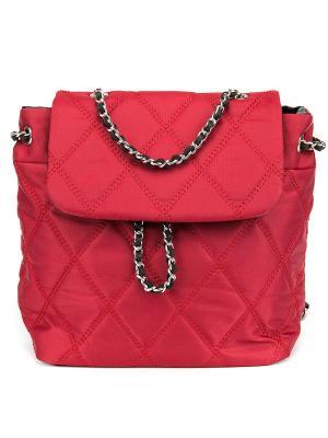 Рюкзак EMILIA ESTRA. Цвет: красный