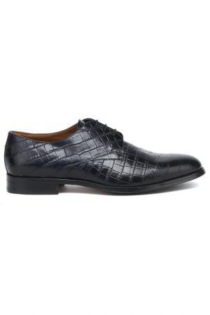 Туфли Doucals Doucal's. Цвет: темно-синий