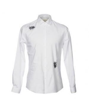 Pубашка ..,BEAUCOUP. Цвет: белый