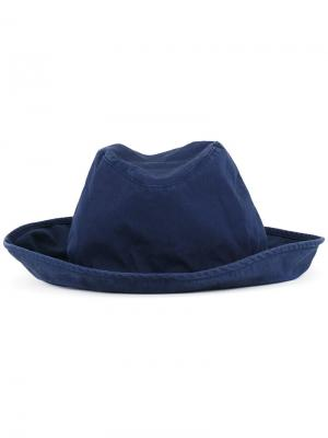 Шляпа Kijima Takayuki. Цвет: синий