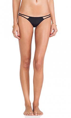 Низ mimi Frankies Bikinis. Цвет: черный