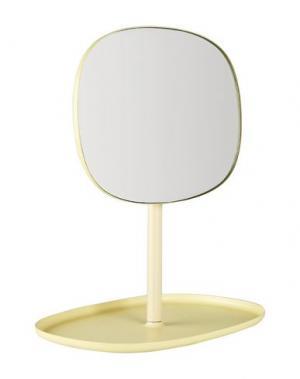 Зеркало NORMANN COPENHAGEN. Цвет: желтый