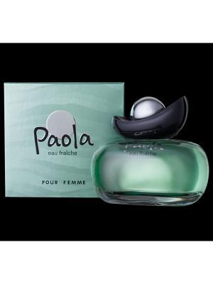 Парфюмерная вода Paola eau fraiche, 100 ml MagRuss. Цвет: салатовый