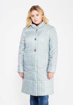Куртка утепленная Montserrat. Цвет: голубой