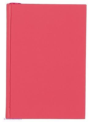 Ежедневник недатированный А5, 136л. CITY, розовый Канц-Эксмо. Цвет: розовый