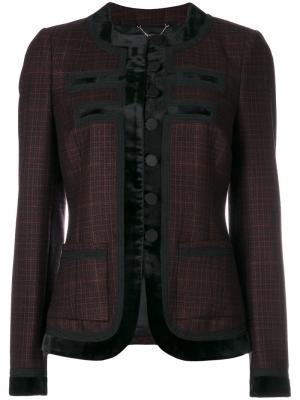 Пиджак Prince de Galles Givenchy. Цвет: розовый и фиолетовый