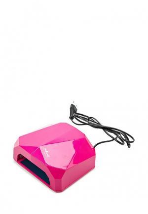 Лампа для маникюра Runail Professional. Цвет: фуксия