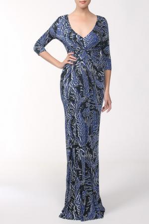 Платье вечернее Matthew Williamson. Цвет: голубой
