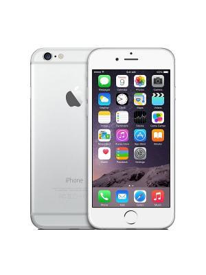 Смартфон iPhone 6, 64Gb Silver Apple. Цвет: серебристый