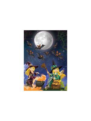 Ведьмочки DECORETTO. Цвет: черный, синий, зеленый, оранжевый, желтый, белый