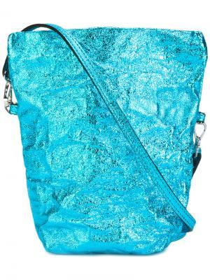 Маленькая сумка на плечо Zilla. Цвет: синий
