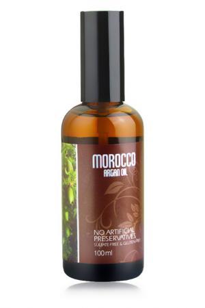 Масло арганы для волос 100 мл Morocco Argan Oil. Цвет: none