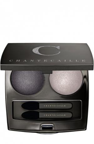Тени для век Le Chrome Luxe Eye Duo Piazza San Marco Chantecaille. Цвет: бесцветный