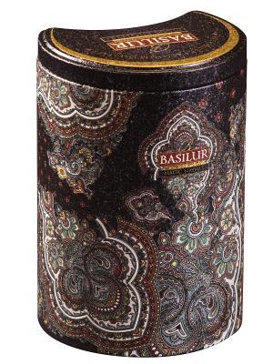 Чай Basilur Волшебные ночи Magic Nights. Цвет: темно-фиолетовый