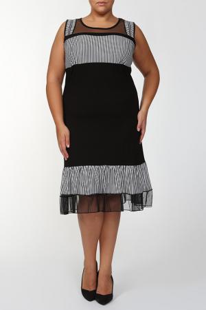 Платье MAXLIVE. Цвет: белый
