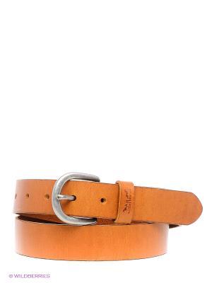 Ремень Levi's®. Цвет: коричневый