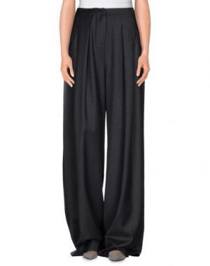 Повседневные брюки GAETANO NAVARRA. Цвет: свинцово-серый