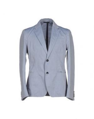Пиджак MM by MARIOMATTEO. Цвет: небесно-голубой