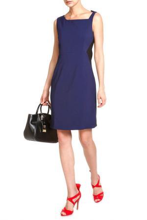 Платье Elie Tahari. Цвет: цветной
