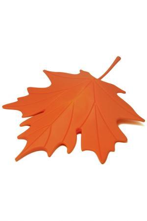 Подпорка для двери Autumn Qualy. Цвет: оранжевый
