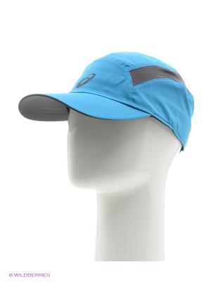 Кепка ESSENTIALS CAP ASICS. Цвет: синий, белый