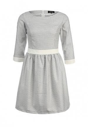Платье LuAnn. Цвет: серый