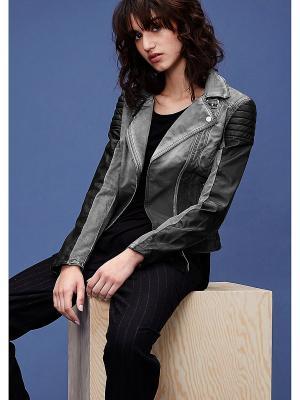 Куртка S.OLIVER. Цвет: светло-серый