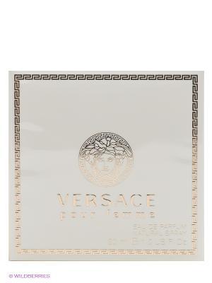 Versace Ж Товар Парфюмерная вода 30 мл. Цвет: прозрачный