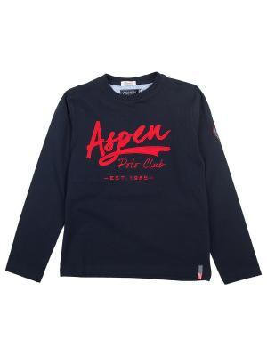 Джемпер Aspen Polo Club. Цвет: синий