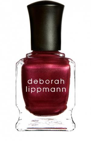 Лак для ногтей Since I Fell For You Deborah Lippmann. Цвет: бесцветный