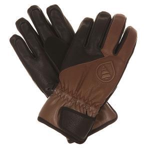 Перчатки  Vision Glove Black Picture Organic. Цвет: черный,коричневый
