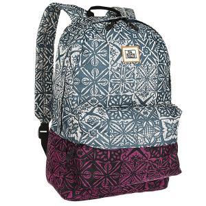 Рюкзак городской  365 Pack Kapa Dakine. Цвет: синий,белый,фиолетовый