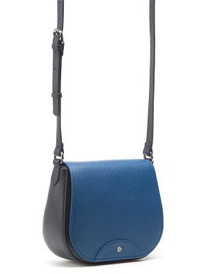 Сумка Pimo Betti. Цвет: темно-синий, синий