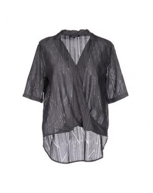 Блузка SURFACE TO AIR. Цвет: свинцово-серый