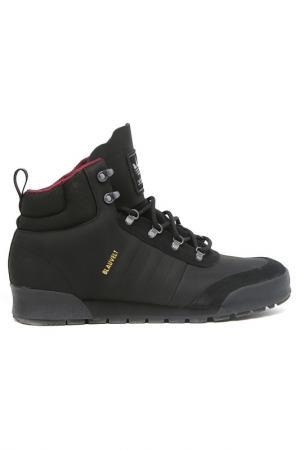 Полуботинки adidas. Цвет: черный