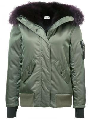 Куртка Luxe Sloane Sam.. Цвет: зелёный