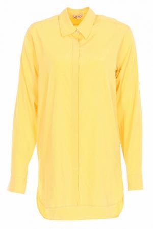 Рубашка P.A.R.O.S.H.. Цвет: желтый