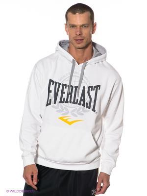 Худи Everlast. Цвет: белый, серый, темно-серый, желтый