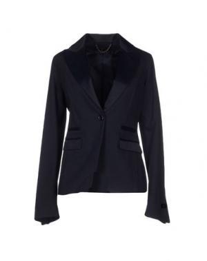 Пиджак CELYN B.. Цвет: темно-синий