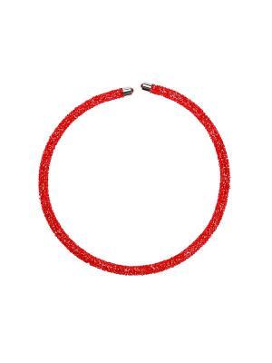 Колье Gusachi. Цвет: красный