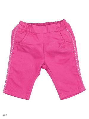 Джинсы United Colors of Benetton. Цвет: розовый